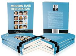 Modern Hair Restoration Book