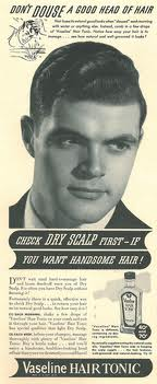 dry scalp ad
