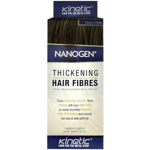 Nanogen hair loss concealers