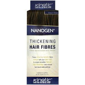 Nanogen hair loss concealers