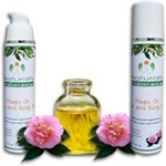 Naturally Mediterranean Hair oil