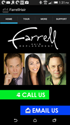 farrell hair app
