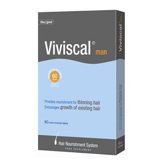 Viviscal Man Hair Loss Treatment