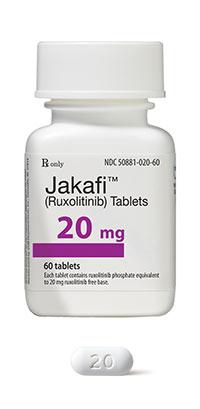 Ruxolitinib and Alopecia Trial
