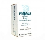 Propecia packaging