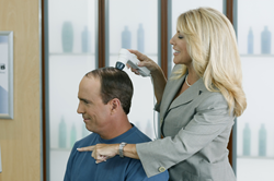 hair loss consultation