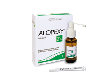 Alopexy hair loss