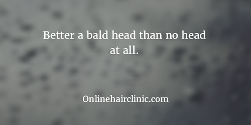 hair loss quotes
