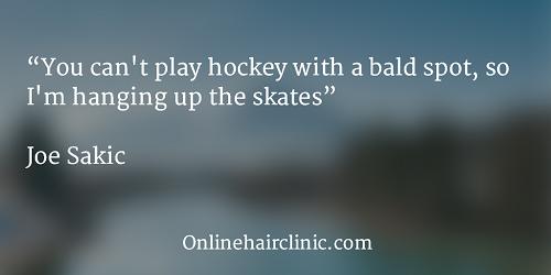 baldness quotes