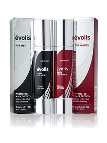 Evolis hair loss products