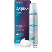 Womans Rogaine Foam FAQ