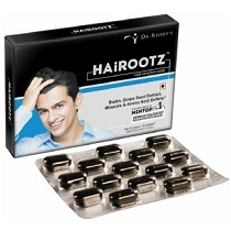 HAiROOTZ provides key nutrients needed for maintaining healthy hair