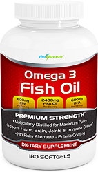 fish-oil-omega3 hair loss