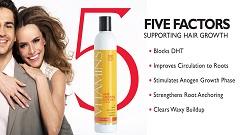 Nourish Beaute hair loss shampoo