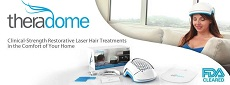 Theradome Recruits Men with Thinning Hair to Test Over-the-Counter Laser Helmet for Hair Restoration