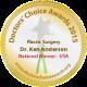 hair transplant award