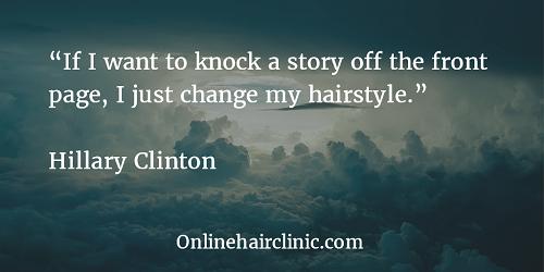 hair loss quotes