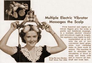 baldness ads