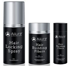 Allure Hair Building Fibers
