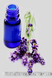 Aromatherapy and Hair Loss