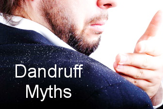 Dandruff Myths