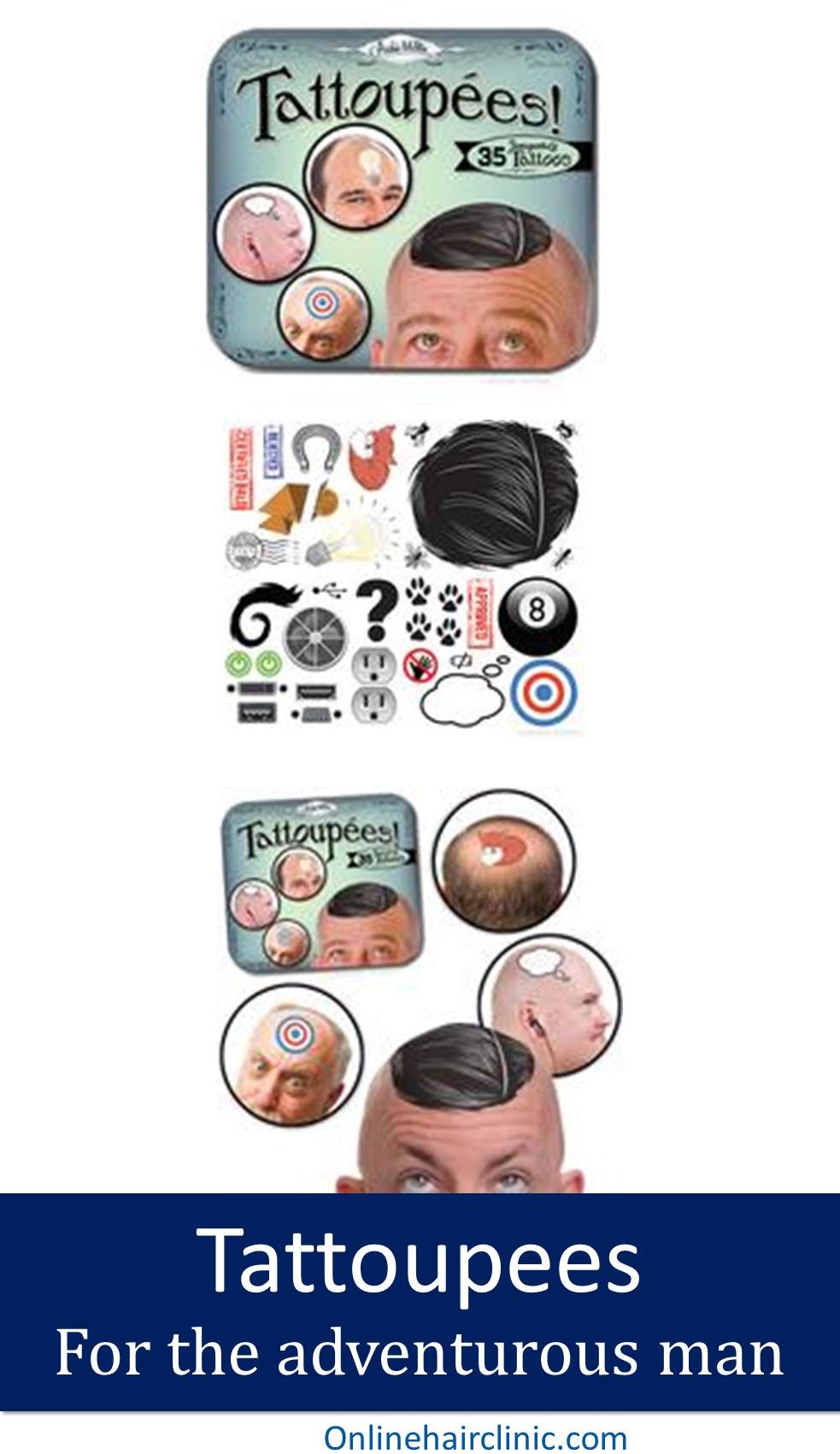 tattoos for baldness