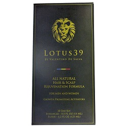 Revolutionary Lotus 39 Hair Loss Treatment Debuts on Amazon