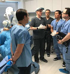 Master Class in Robotic Hair Transplantation