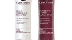 Keranique Launches Shampoo & Conditioner For Curly Hair