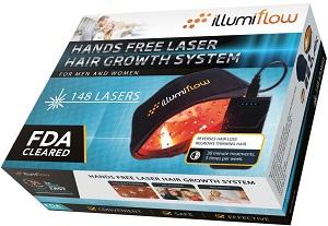 illumiflow Laser Cap