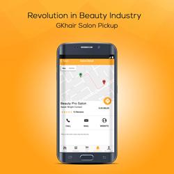 GKhair Mobile App