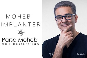 Parsa Mohebi Hair Restoration
