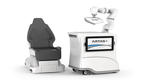 ARTAS iX™ Robotic Hair Restoration System Makes ISHRS Debut at 2018 World Congress