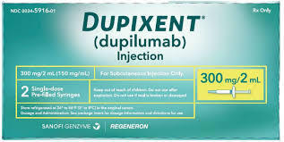 Eczema Drug Dupilumab Spurs Hair Regrowth in Alopecia Totalis
