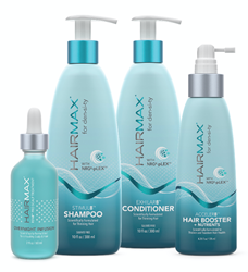 HairMax Density Hair Care System