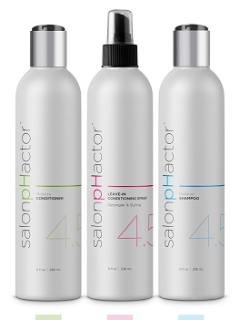 Salon pHactor Launches Revolutionary Hair Care Products