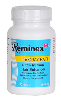 Gray Hair Vitamin Released by Reminex