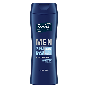Suave Men 2-in-1 Anti Dandruff Shampoo