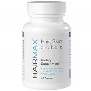 HairMax Dietary Supplement for Hair, Skin and Nails