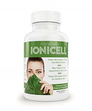 IoniCell For Women Awarded Supplement of the Year
