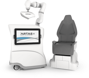 Restoration Robotics Announces Presentation on ARTAS iX