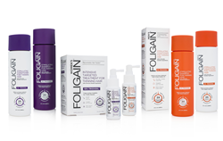 New FOLIGAIN® Hair Care Products Introduce Modern Science for Better Hair on TSC