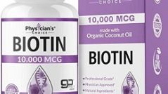 New Biotin Formula for Healthier Hair