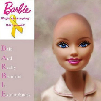 Barbie Launches New Dolls With Hairloss