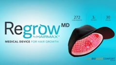 The HairMax Laser 272 for Hair Loss
