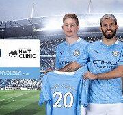 North West Premier League club signs hair transplant clinic